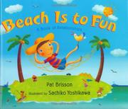 Book Cover for BEACH IS TO FUN