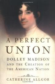 Cover art for A PERFECT UNION