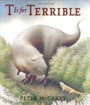 Book Cover for T IS FOR TERRIBLE