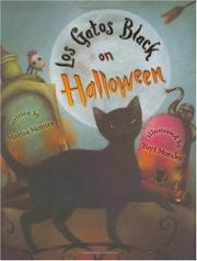 LOS GATOS BLACK ON HALLOWEEN by Marisa Montes