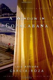 A WINDOW IN COPACABANA by Luiz Alfredo Garcia-Roza