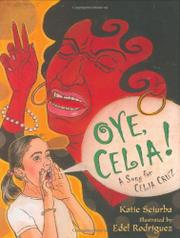 Cover art for OYE, CELIA!