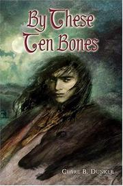 Book Cover for BY THESE TEN BONES