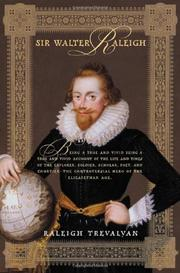 Book Cover for SIR WALTER RALEIGH