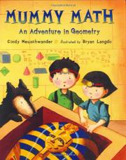Book Cover for MUMMY MATH