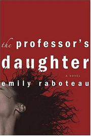 Cover art for THE PROFESSOR'S DAUGHTER