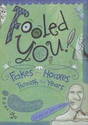 Book Cover for FOOLED YOU!