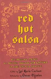 Cover art for RED HOT SALSA