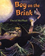 BOY ON THE BRINK by David McPhail
