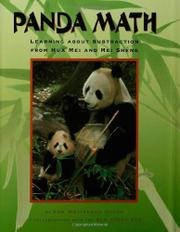 PANDA MATH by Ann Whitehead Nagda