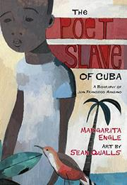 Cover art for THE POET SLAVE OF CUBA