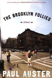 THE BROOKLYN FOLLIES by Paul Auster