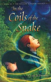 Cover art for IN THE COILS OF THE SNAKE
