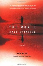 Cover art for THE WORLD MADE STRAIGHT