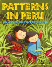 Cover art for PATTERNS IN PERU