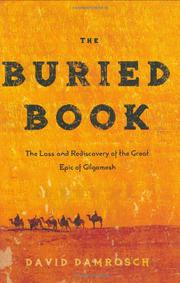 THE BURIED BOOK by David Damrosch
