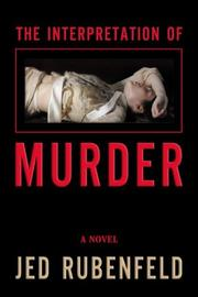 Cover art for THE INTERPRETATION OF MURDER