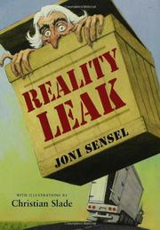 REALITY LEAK by Joni Sensel