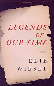 Cover art for LEGENDS OF OUR TIME