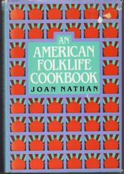 AN AMERICAN FOLKLIFE COOKBOOK by Joan Nathan