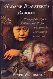 Cover art for MADAME BLAVATSKY'S BABOON