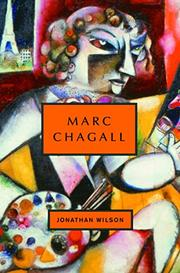 MARC CHAGALL by Jonathan Wilson