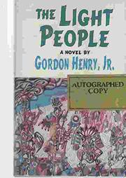 THE LIGHT PEOPLE by Jr. Henry