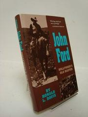 JOHN FORD by Ronald L. Davis