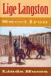 LIGE LANGSTON by Linda Hussa