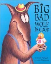 Book Cover for BIG BAD WOLF IS GOOD