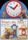 WHAT'S THE TIME? by Anne Leblanc