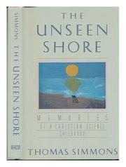 THE UNSEEN SHORE by Thomas Simmons