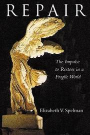 REPAIR by Elizabeth V. Spelman