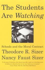Cover art for THE STUDENTS ARE WATCHING