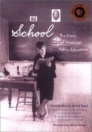 SCHOOL by Sarah Mondale