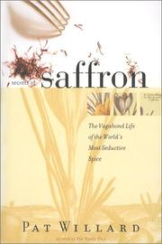 SECRETS OF SAFFRON by Pat Willard