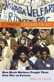 STORMING CAESAR'S PALACE by Annelise Orleck
