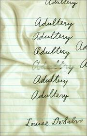 ADULTERY by Louise DeSalvo
