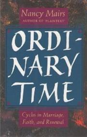 ORDINARY TIME by Nancy Mairs