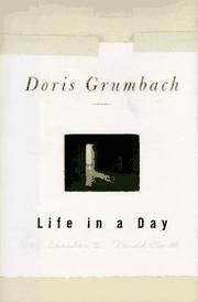 LIFE IN A DAY by Doris Grumbach