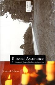 Cover art for BLESSED ASSURANCE