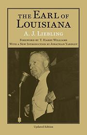 Cover art for THE EARL OF LOUISIANA