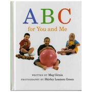 ABC FOR YOU AND ME by Meg Girnis