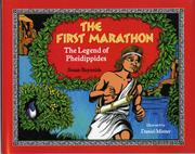 Cover art for THE FIRST MARATHON