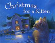Cover art for CHRISTMAS FOR A KITTEN