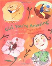 GIRL, YOU'RE AMAZING by Virginia Kroll