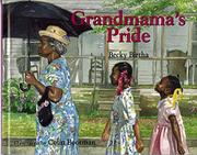 Cover art for GRANDMAMA'S PRIDE