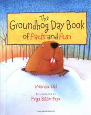 Cover art for THE GROUNDHOG DAY BOOK OF FACTS AND FUN