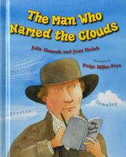 Cover art for THE MAN WHO NAMED THE CLOUDS