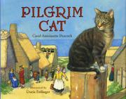 PILGRIM CAT by Carol Antoinette Peacock